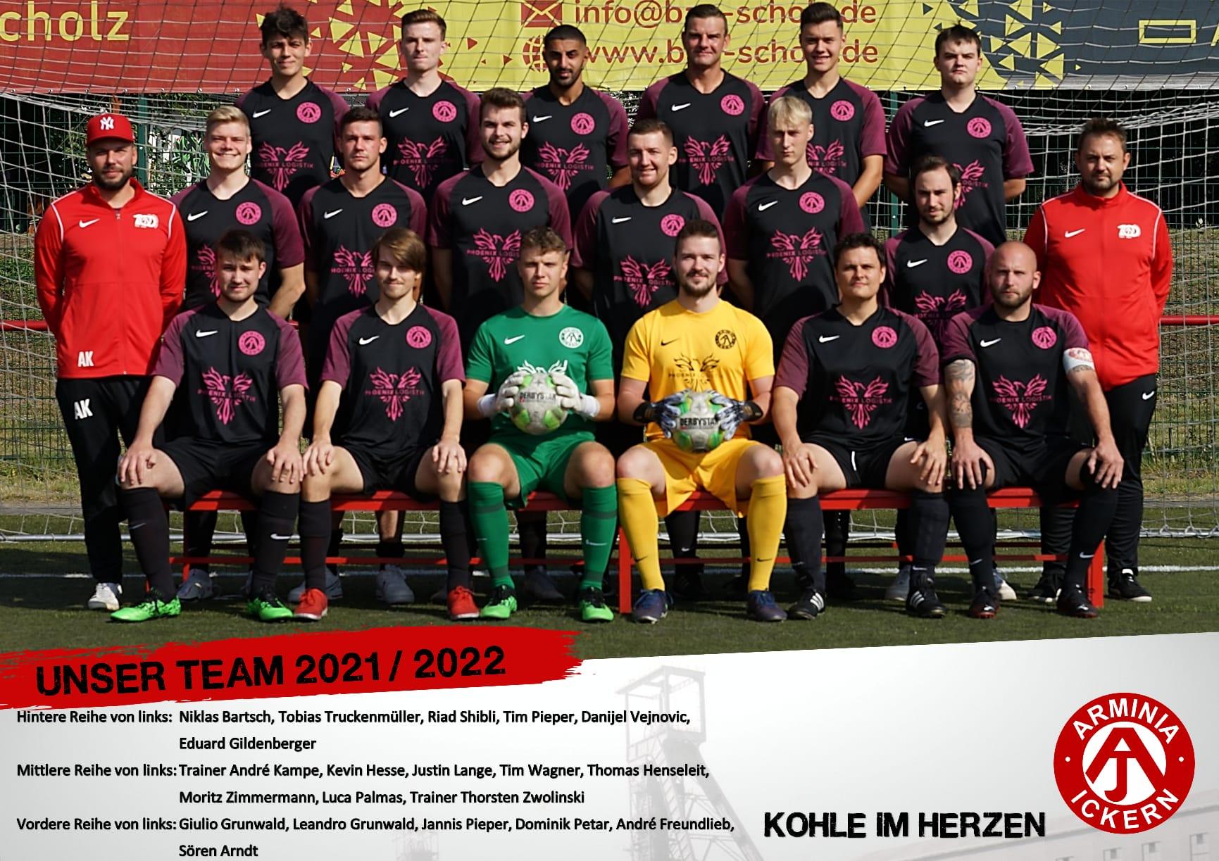 2. Mannschaft von SC Arminia Ickern